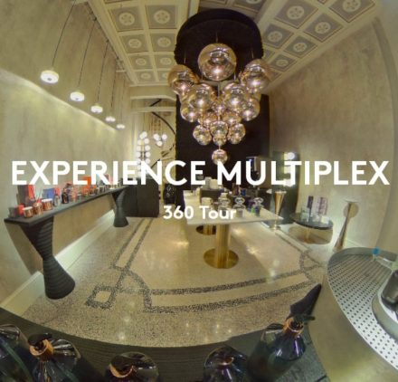Tom Dixon Multiplex 360 Tour  [pt 6/6] @ Salone Milan 2017
