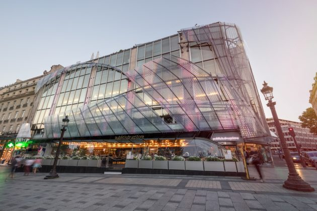 Le Drugstore, Paris re-design by Tom Dixon