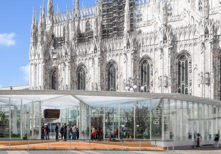 Living Nature by Carlo Ratti @ Salone Milan 2018