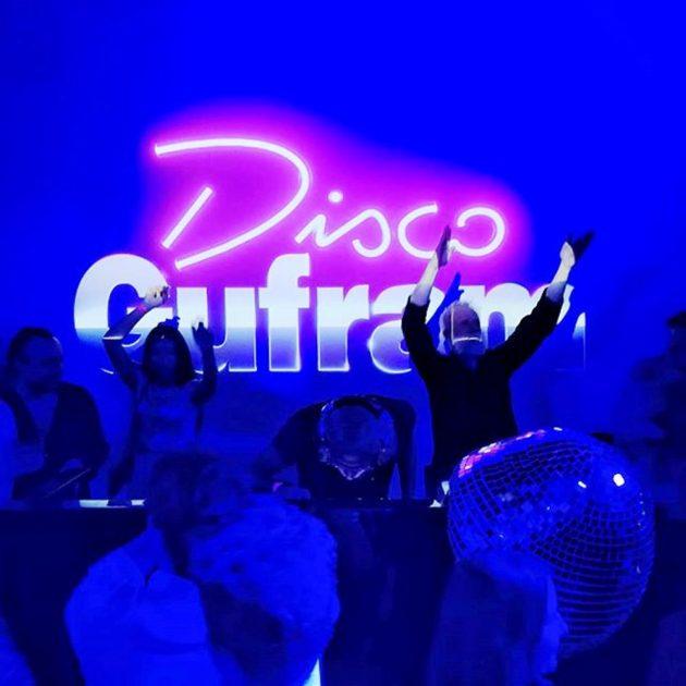 Disco Gufram @ Salone Milan 2018