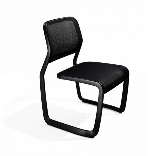 Marc Newson Aluminium Chair @ Salone Milan 2018