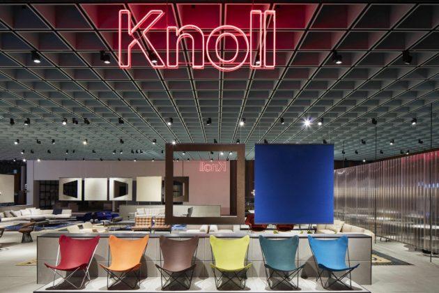 Knoll @ Salone Milan 2018