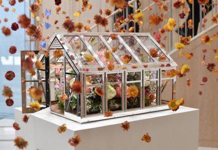 Greenhouses at Tiffany's @ Salone Milan 2018