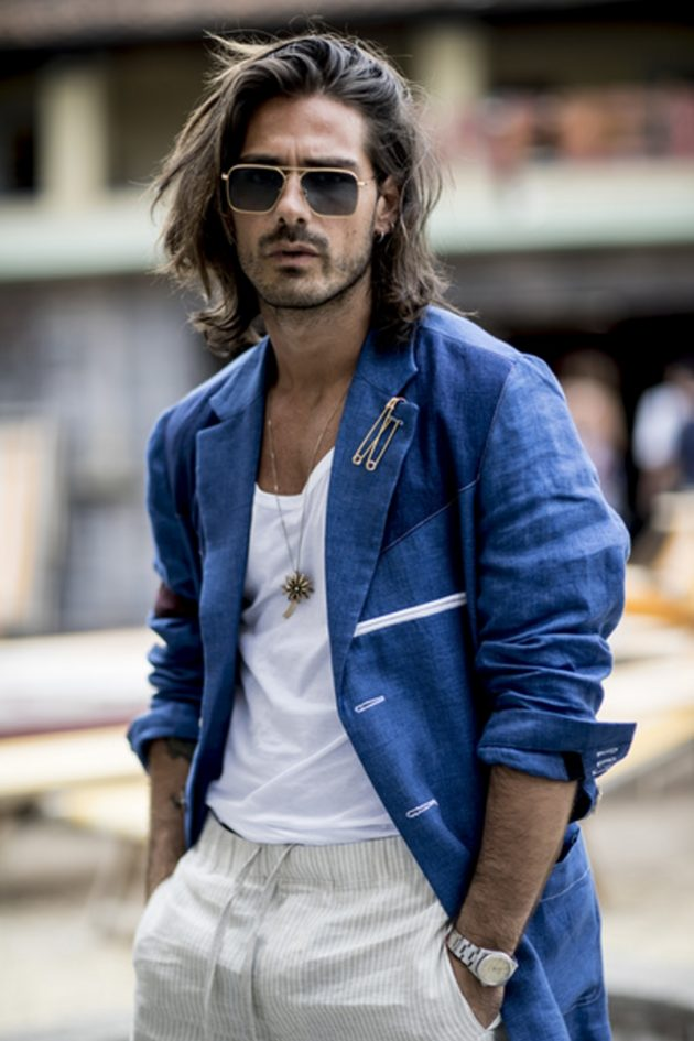 Street Style Fashion @ Salone Milan 2018
