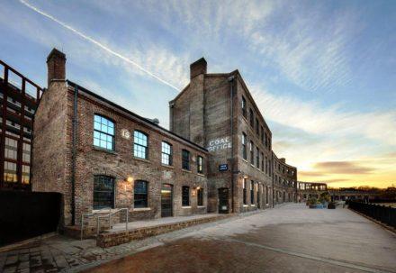 The Coal Office – Tom Dixon's new London HQ