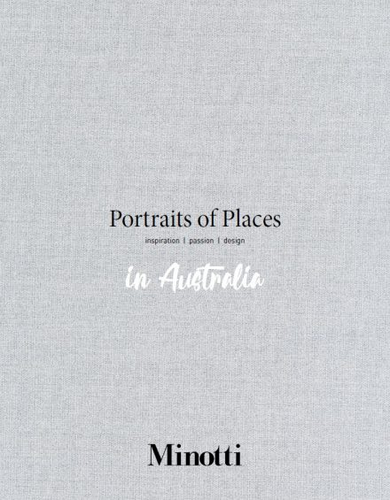 Minotti Portraits of Places in Australia