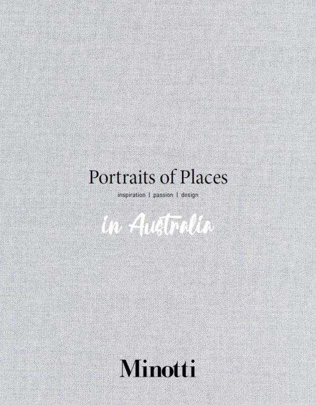 Minotti Portraits of Places in Australia