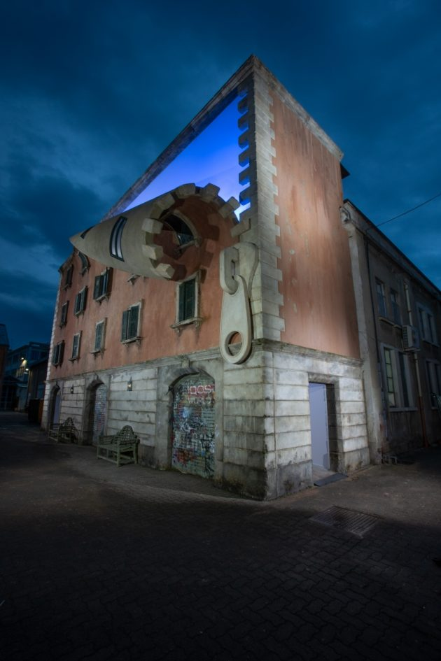 IQOS World by Alex Chinneck @ Salone Milan 2019