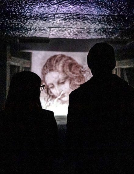 AQUA Leonardo's Vision @ Salone Milan 2019