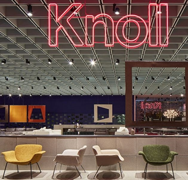 This is Knoll @ Salone Milan 2019