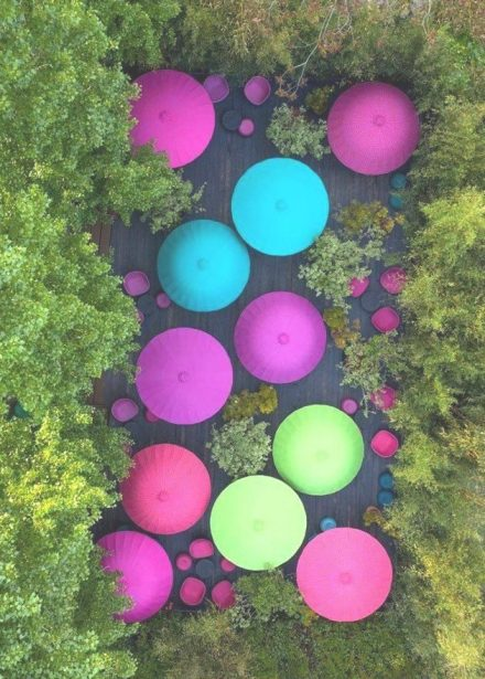 In Scena Outdoors by Paola Lenti @ Salone Milan 2019