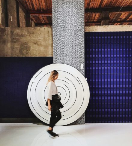 In Scena Rugs by Paola Lenti @ Salone Milan 2019