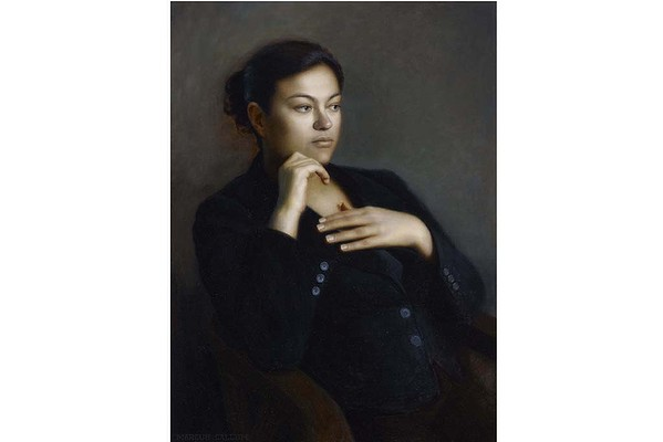 portrait-of-a-seated-woman-by-marcus-cullum