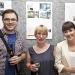 James Fotheringham, Penny Craswell & Katelin Butler