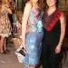 lisa thom - liz eastland skirt / lisa thom - anto - emerald fitzgerald bustier  with makeup artist jenny higgins