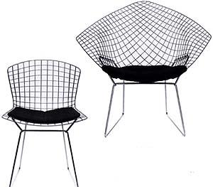 bertoia-chairs