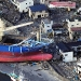Japan Earthquake boats adrift