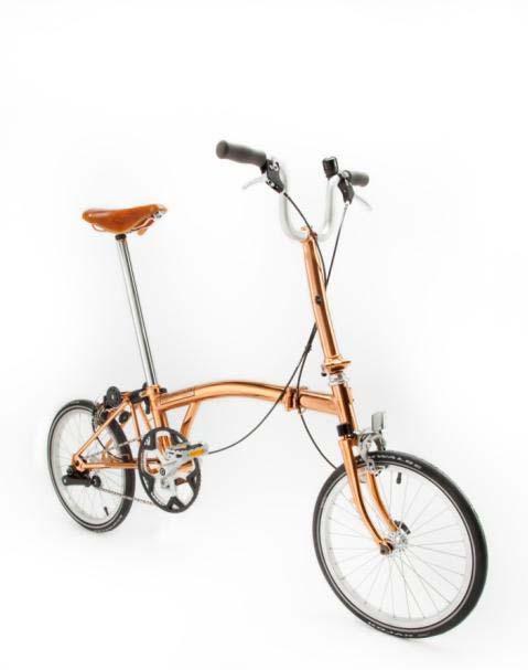 tom dixon brompton bike special