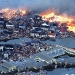 Japan earthquake tsunami fires