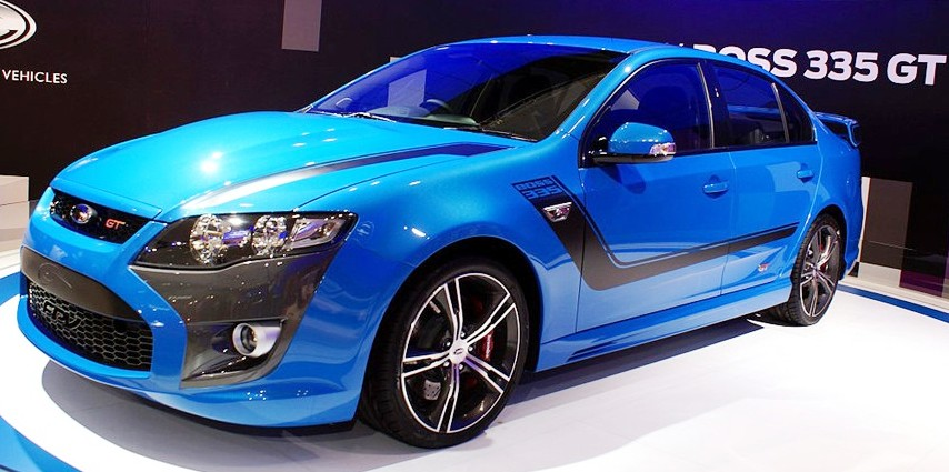 ford boss 335