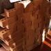 brick facade full scale model