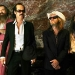 Grinderman - (l-r)  Jim Sclavunos, Cave, Martyn Casey and Warren Ellis.