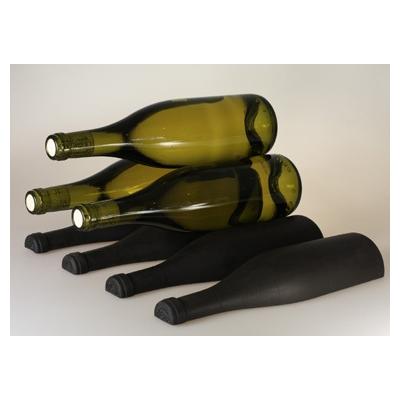 pile wine rack