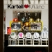 kartell loves milano