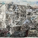 paris-cartoon-2000collage-on-paper182-x-366-cm