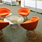 enclave-platner-lounge-chair-coffee-table