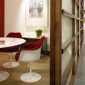 enclave-saarinen-table-tulip-chairs