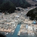Japan Earthquake landscapes