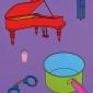 craig-martin-1997-housework