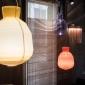 Lacuna lamps by Marina Dragomirova & Iain Howlett