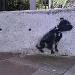 banksy  / dog