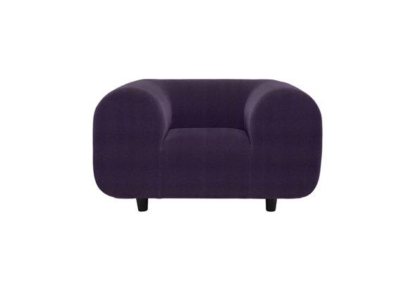 plump sofa