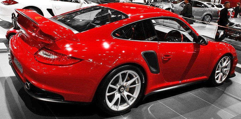 911 gt 2rs-2