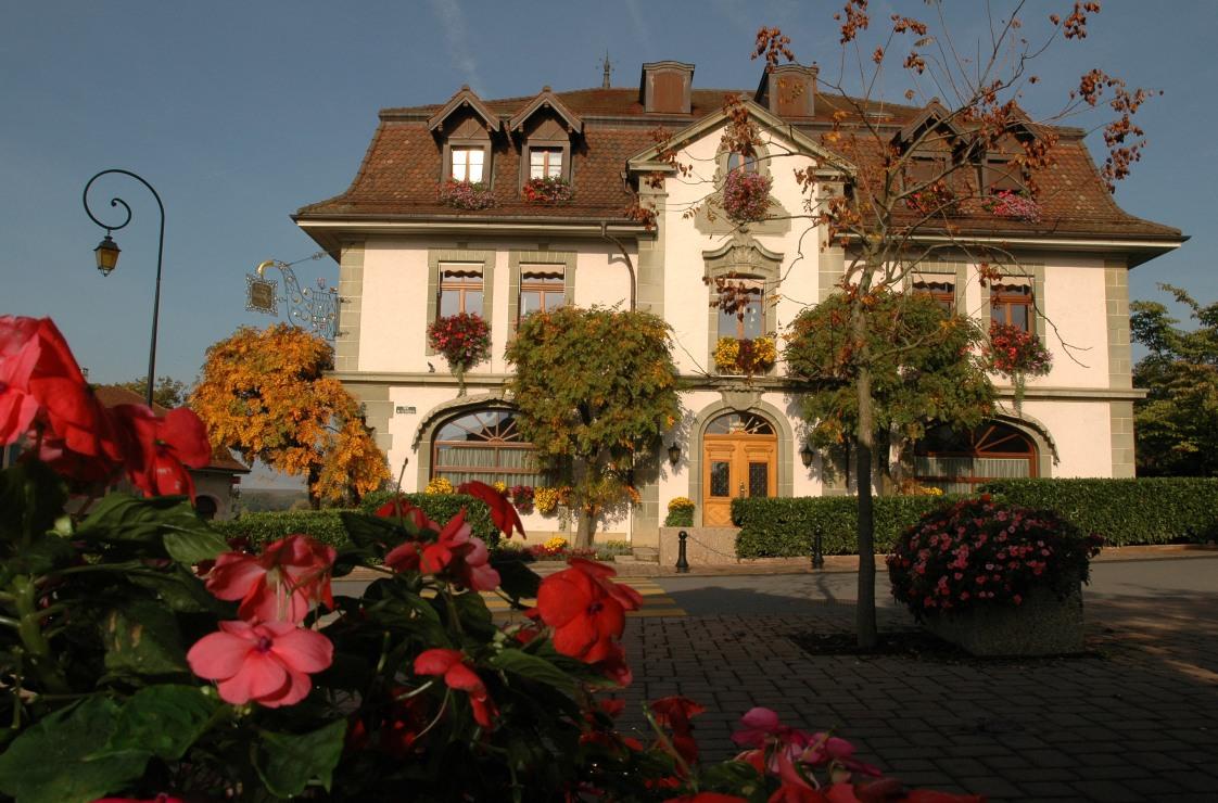 Hotel de Ville - Philippe Rochat