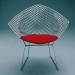small bertoia diamond