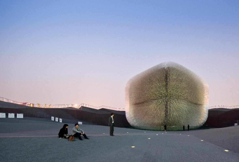 Shanghai Expo / The Uk Pavilion  @ Iwan Baan