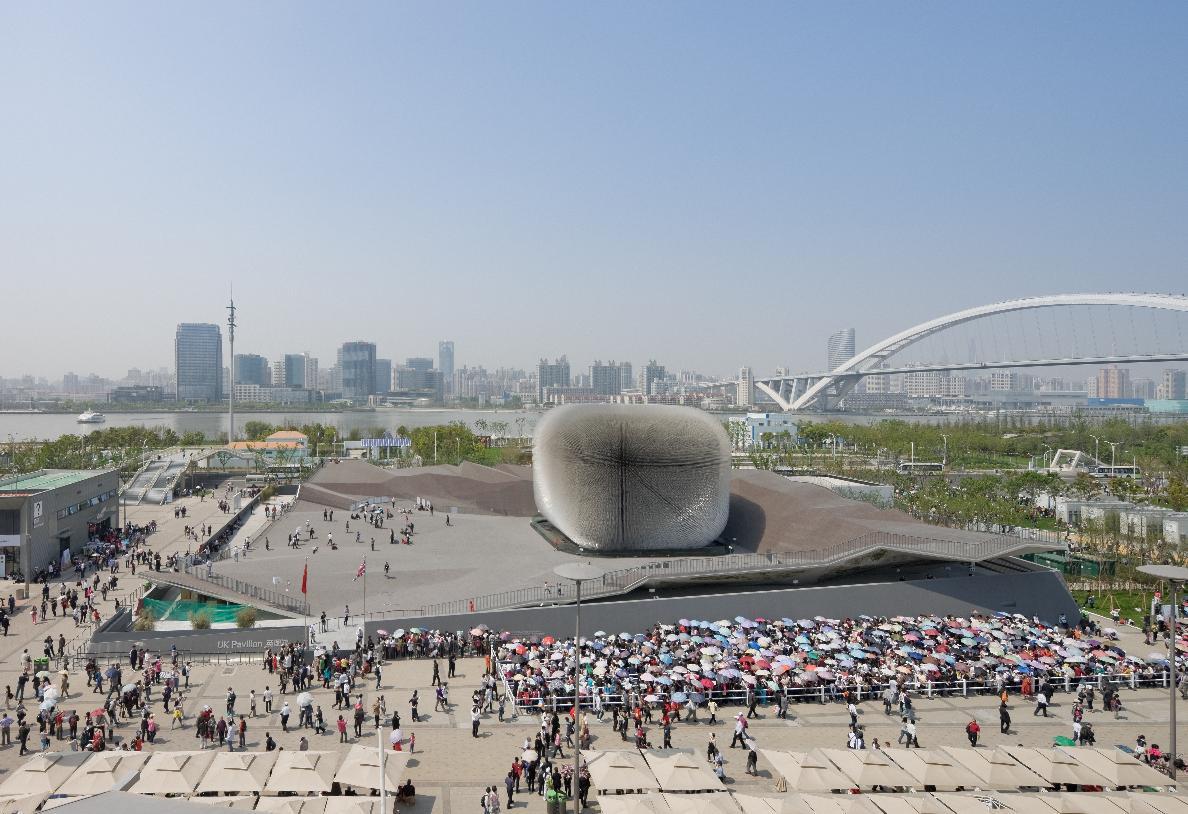 Shanghai Expo / The Uk Pavilion