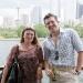 Sarah Davidson and Phillip Bouffler