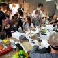 virgil abloh supply nike the kickz stand workshop at dedece sydney 2017 (11)
