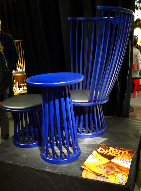 fan chair and stool