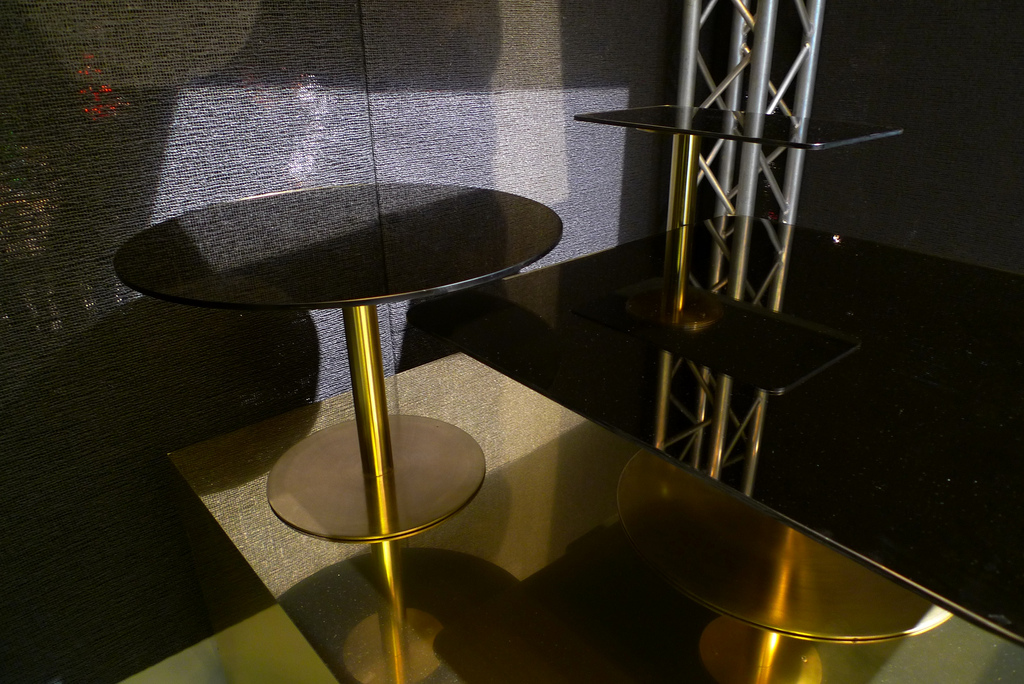 reflective tables
