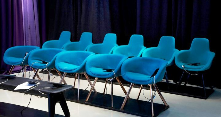 scoop chairs