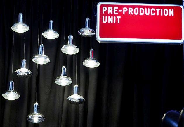bulb lights prototypes
