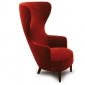 tom dixon wingback chair (5)