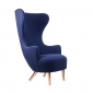 tom dixon wingback chair (7)