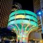 martin place mlc urban forest 2.0 vivid sydney 2017 (5)